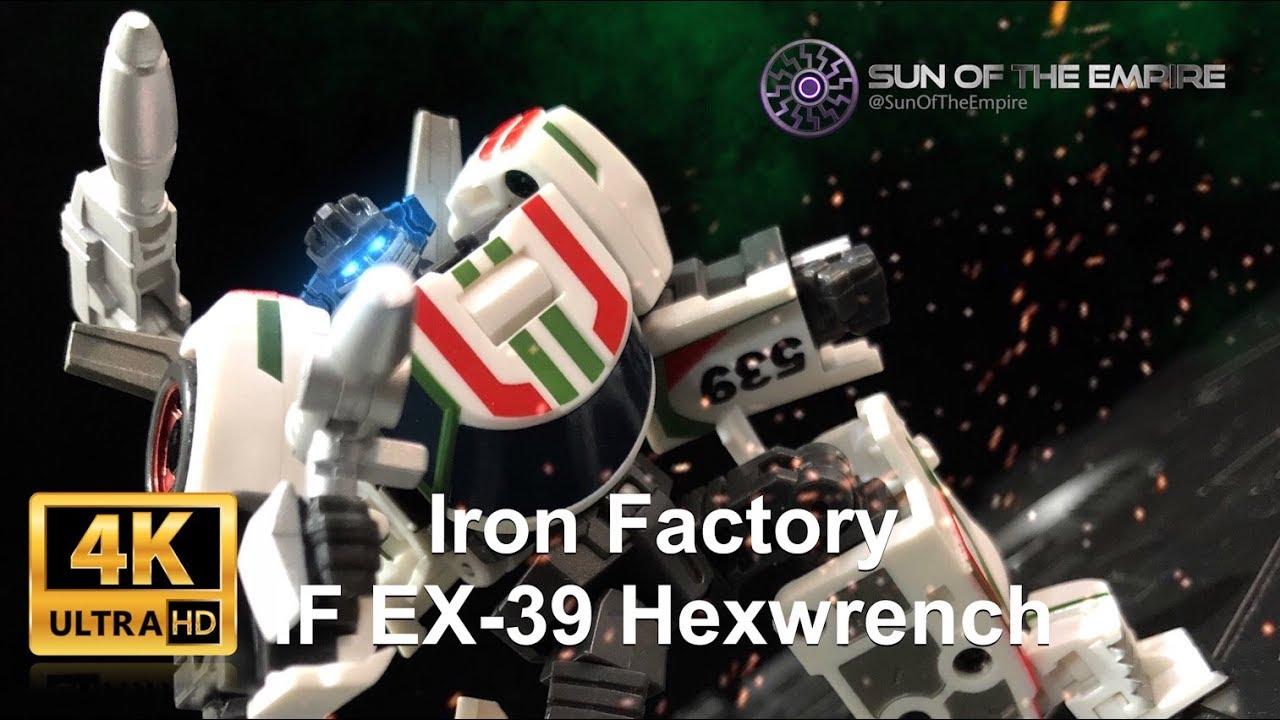 Transformation Iron Factory IF EX-39 Hexwrench,in Stock!