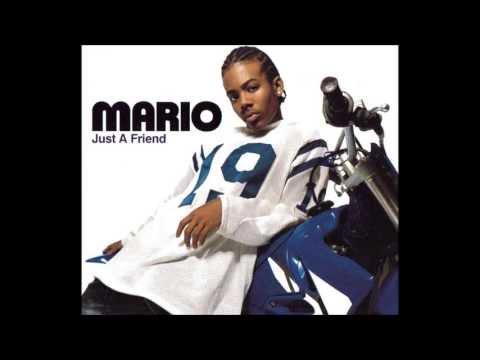 Mario - Just A Friend [Radio Edit]