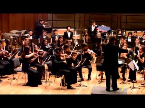 Miami Arts Charter High School Orchestra - Mars (ZuDhan Productions)