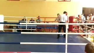 Артур Гриненко бокс досрочная победа