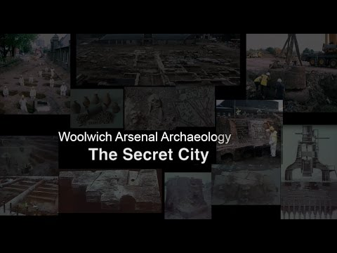 Royal Arsenal Woolwich archaeology