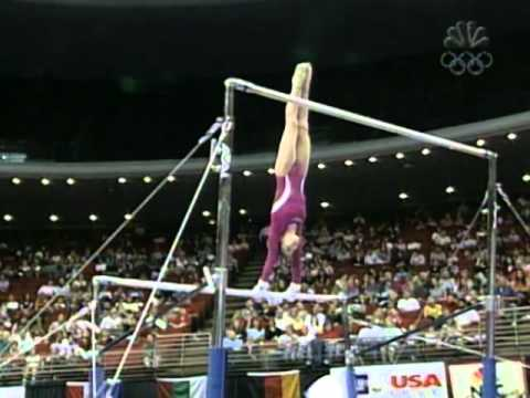 Courtney Kupets - Uneven Bars - 2002 Visa American Cup