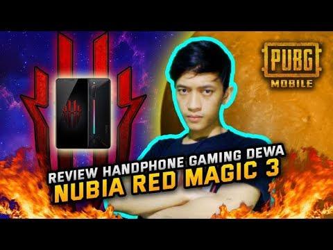 Auto Chicken Main Pakai Handphone Gaming Dewa Nubia Red Magic 3