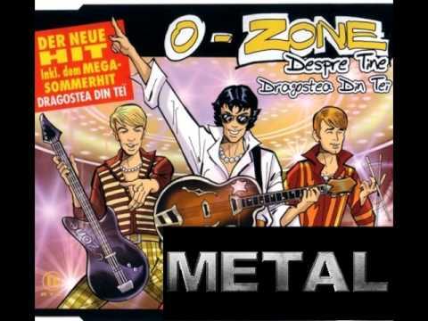 o-zone-despre-tine-metal-cover-metalorgienorway