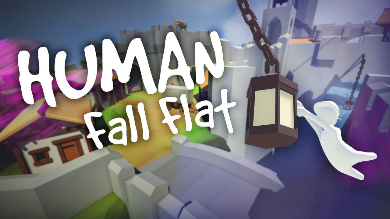 Human Fall Flat | New Leveelllss | Potato