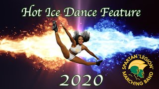 NSU Spartan Legion 2020 - Hot Ice Dance Line Feature