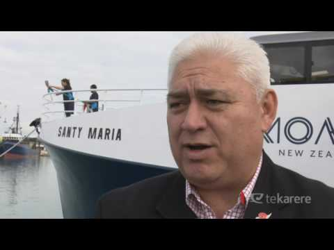 Moana NZ Launches New Fishing Vessel