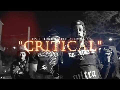 FIVIO FOREIGN X FETTY LUCIANO - CRITICAL (OFFICIAL MUSIC VIDEO) | 🎬 @MeetTheConnectTv