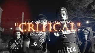 Смотреть клип Fivio Foreign X Fetty Luciano - Critical