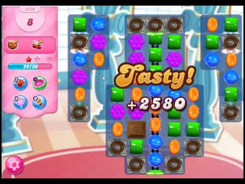 Candy Crush Saga Level 3130 - NO BOOSTERS