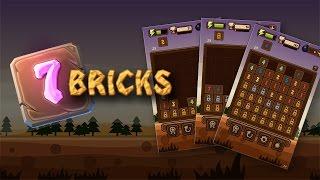 7Bricks - logical puzzle game