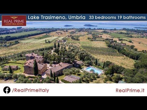 Lake Trasimeno, Umbria