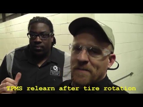 How to relearn tire pressure sensors (no tools required)-GM (up to 2010)