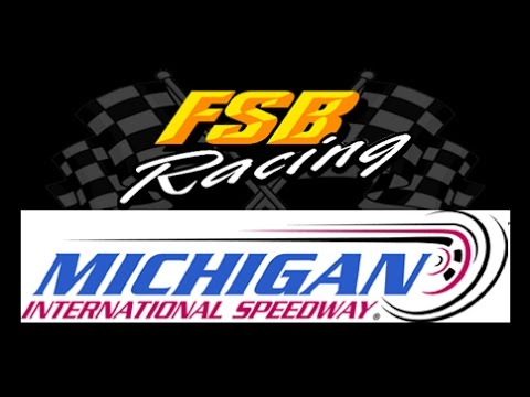 FSB Online Racing Winston Cup Series @ Michigan Speedway 2-27-15