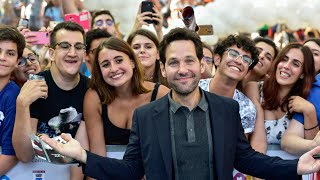 Paul Rudd, Certified Yoขng Person, Delivers Millennial PSA