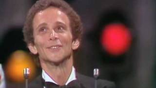 Joel Grey Wins Supporting Actor: 1973 Oscars