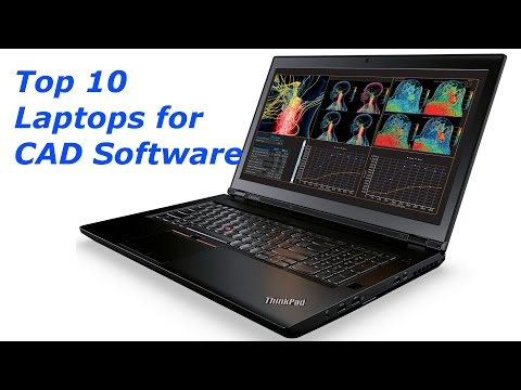 Top ten Best Laptop for engineers (Laptop for CAD softwares)