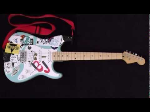 Fender likewise David Gilmour Gear moreover Harley 20davidson likewise 303 Claptons Blackie Guitar Recreated Fender Custom Shop in addition Watch. on stratocaster by fender
