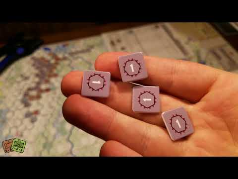 Review: Demyansk Shield - The Frozen Fortress from Legion Wargames - The Players' Aid