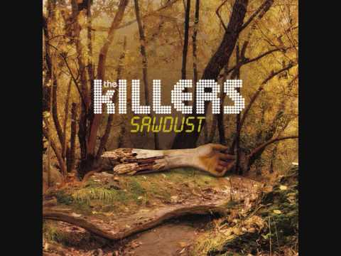 Glamourus Inie Rock & Roll - The Killers - Sawdust