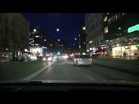 #15 Tesla Model S road trips: Stockholm