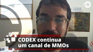 Anúncio Importante - CODEX Não é Apenas de um Jogo