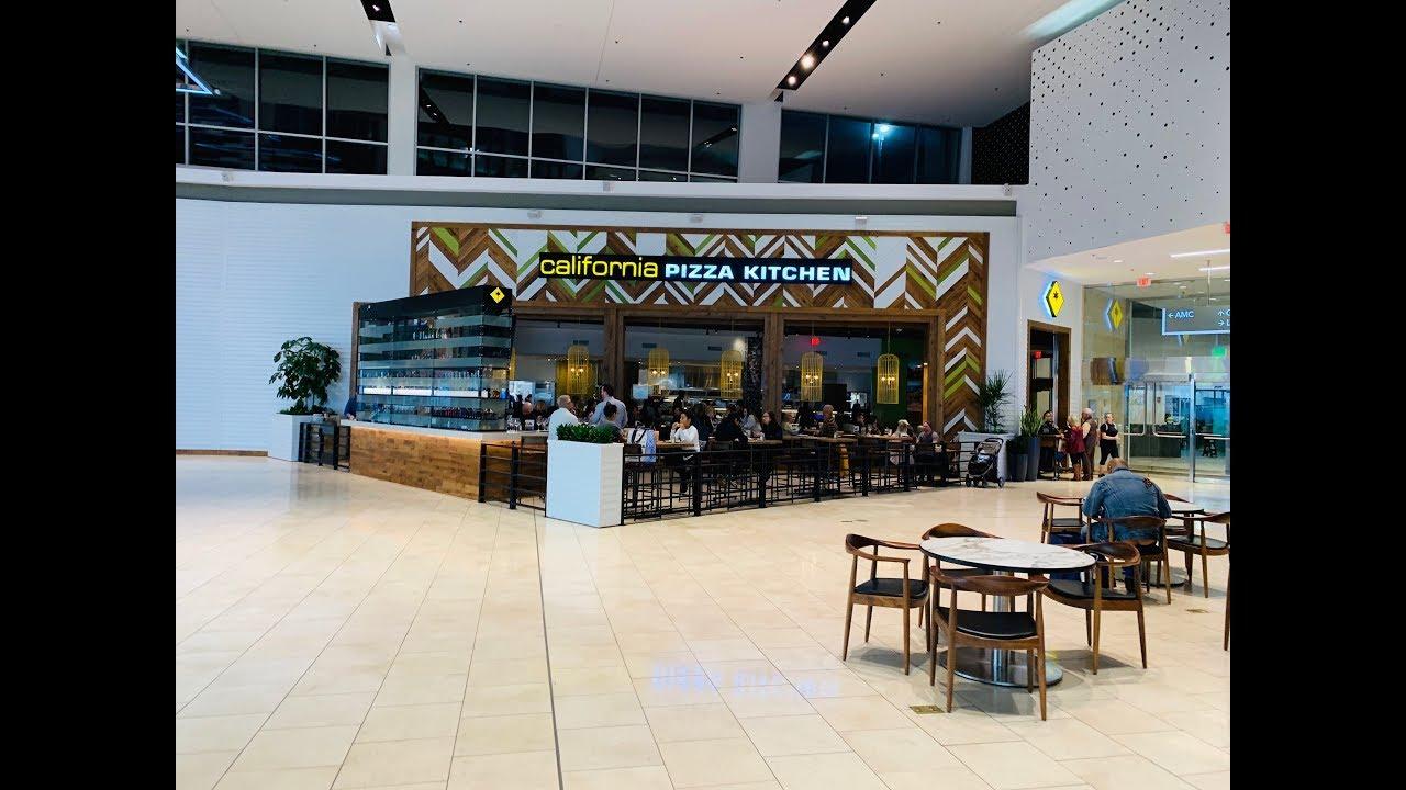 Re Location California Pizza Kitchen At Westfield Garden