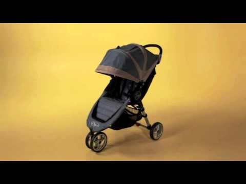 Baby Jogger City Mini Single Stroller Video Review - Online4 baby