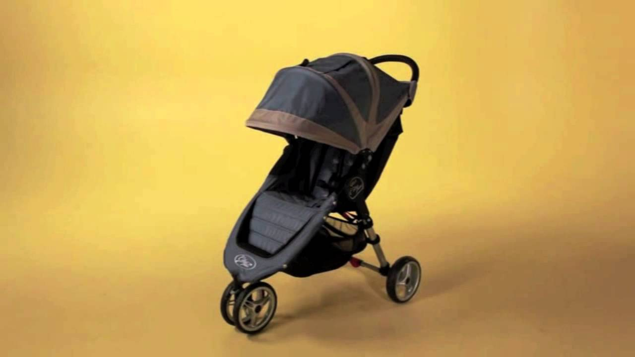 Baby Jogger City Mini Single Stroller Video Review Online4 Baby Youtube
