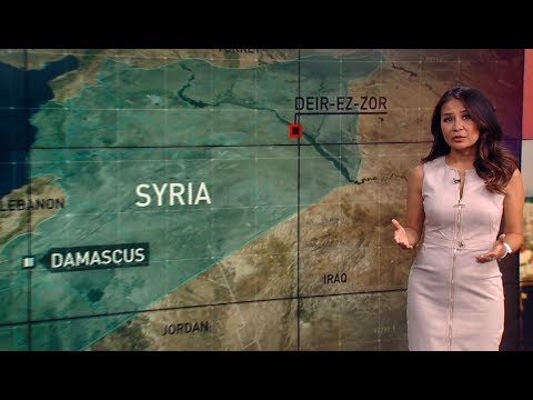 Glimmer of hope for Syria