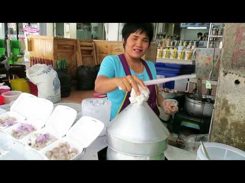 Thai Dessert – Sweets – Thailand Street Food