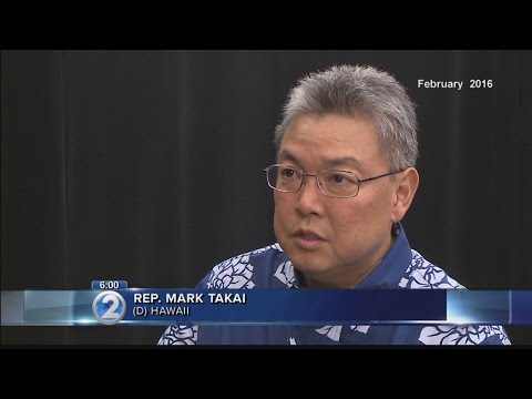 Congressman Mark Takai dies after battle with pancreatic cancer