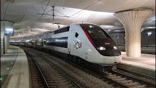 TGV at Paris Austerlitz station (again)