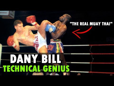Dany Bill - The Technical Genius (Highlights)