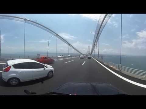 Osman Gazi Bridge in 360-degrees