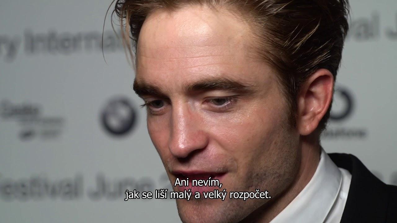 Robert Pattinson datovania, ktorý