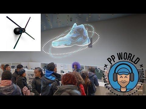 La Folie des Hélices Holographiques 3D !