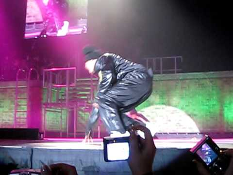 Chris Brown - Picture Perfect 23/1-09 @ stockholm