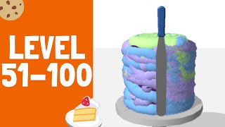 Icing On The Cake Game Walkthrough Level 51-100