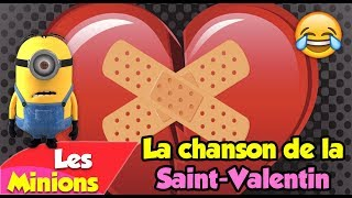 Les Minions - La chanson de la Saint-Valentin