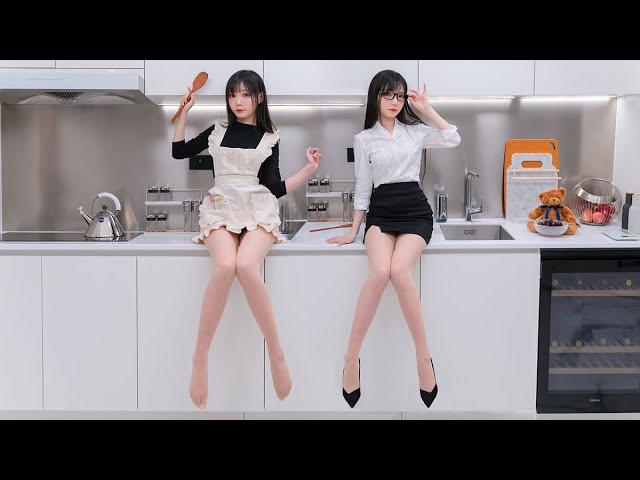 【咬人猫】Thumbs Up!Kitchen Ver ![Yaorenmao Channel]