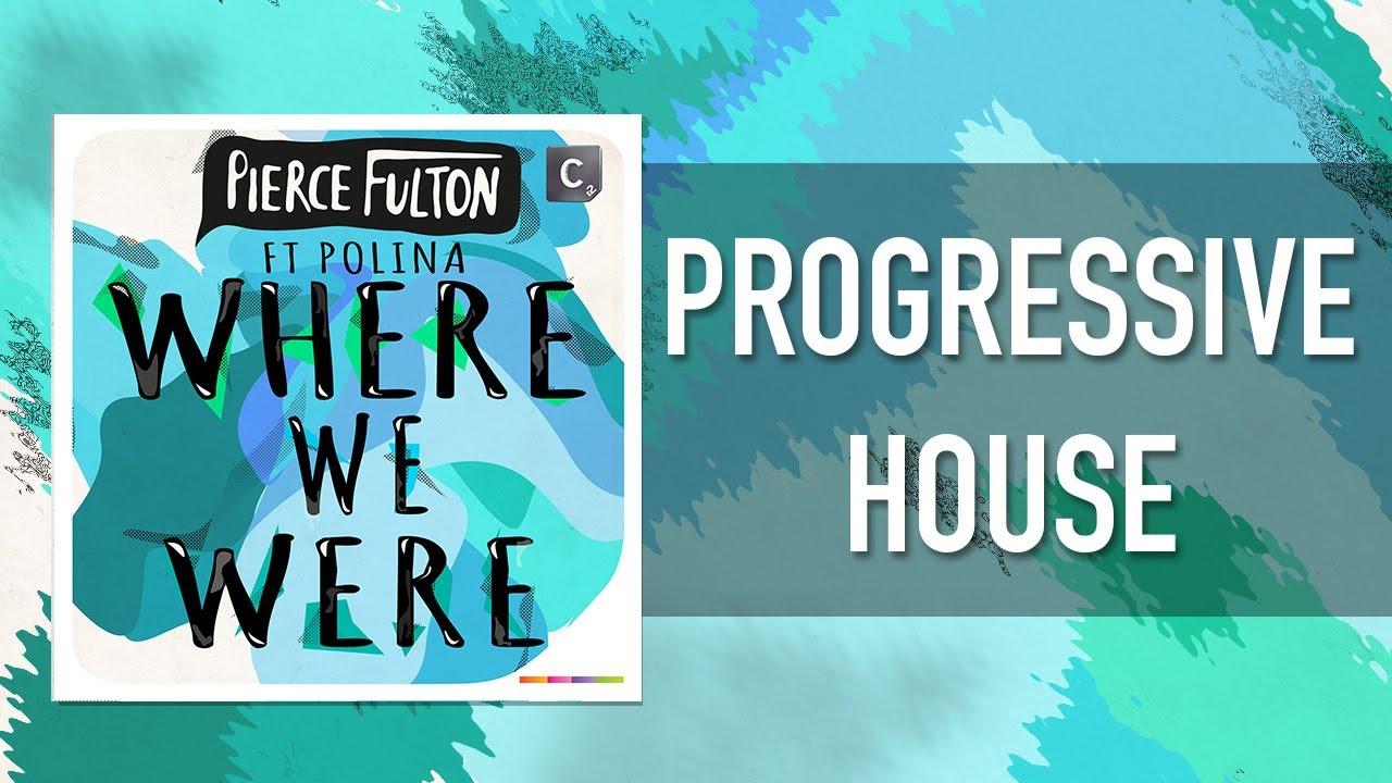 Pierce Fulton Ft. Polina - Where We ...