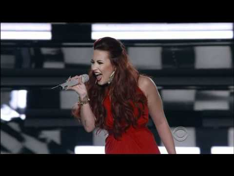 Demi Lovato - Give Your Heart A Break (2012 People's Choice Awards) HD 720p