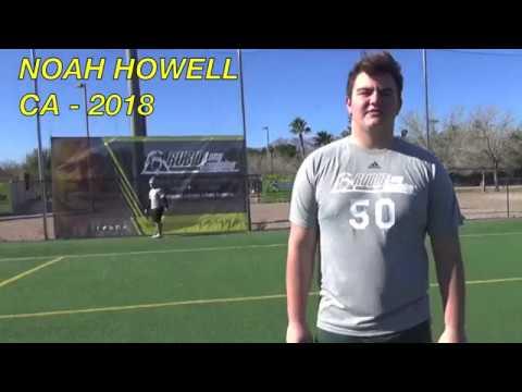 Rubio Long Snapping, Noah Howell, VEGAS XXIX