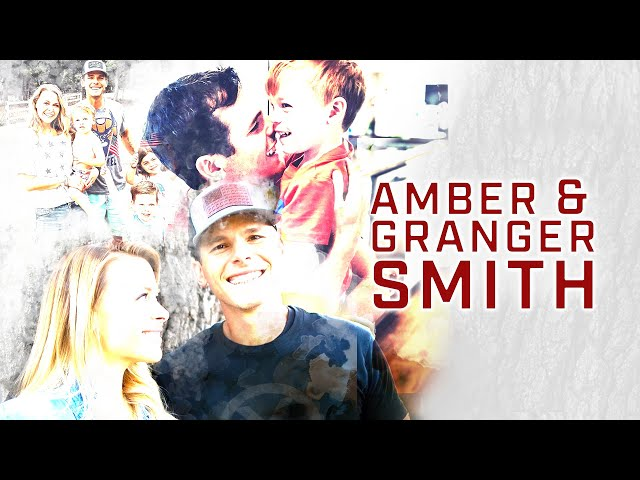 Amber and Granger Smith
