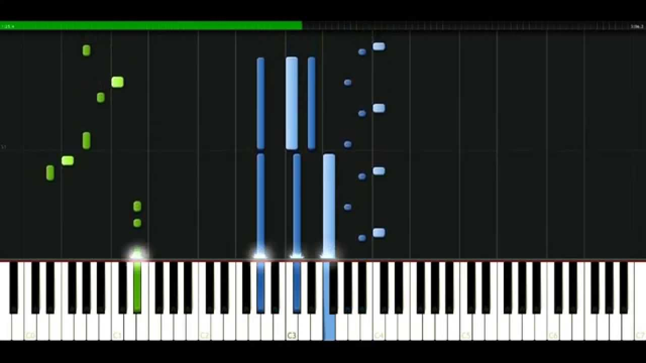 R kelly ignition piano tutorial synthesia passkeypiano youtube r kelly ignition piano tutorial synthesia passkeypiano hexwebz Images