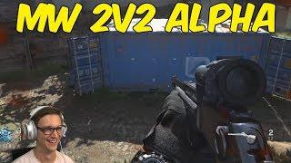 Modern Warfare 2v2 Alpha is FUN