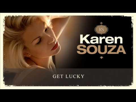Клип Karen Souza - Get Lucky