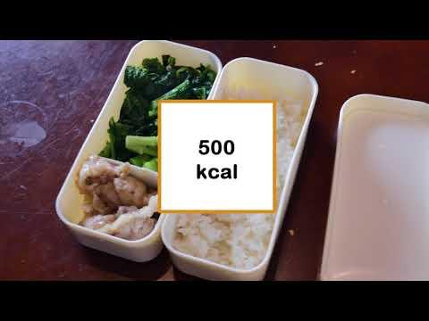 Foodplan熱量控制便當盒 × 外食自助餐怎麼裝