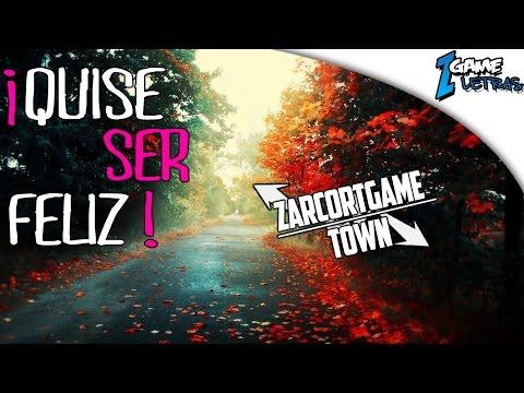 QUISE SER FELIZ | ZARCORT Y TOWN | LETRA